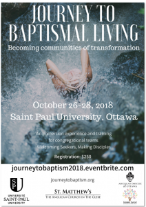 Journey to Baptism